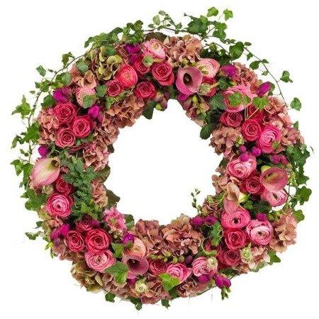 Wieniec na zawsze z nami kwiaty na pogrzeb z dostawą