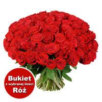 Bukiet 51 Róż